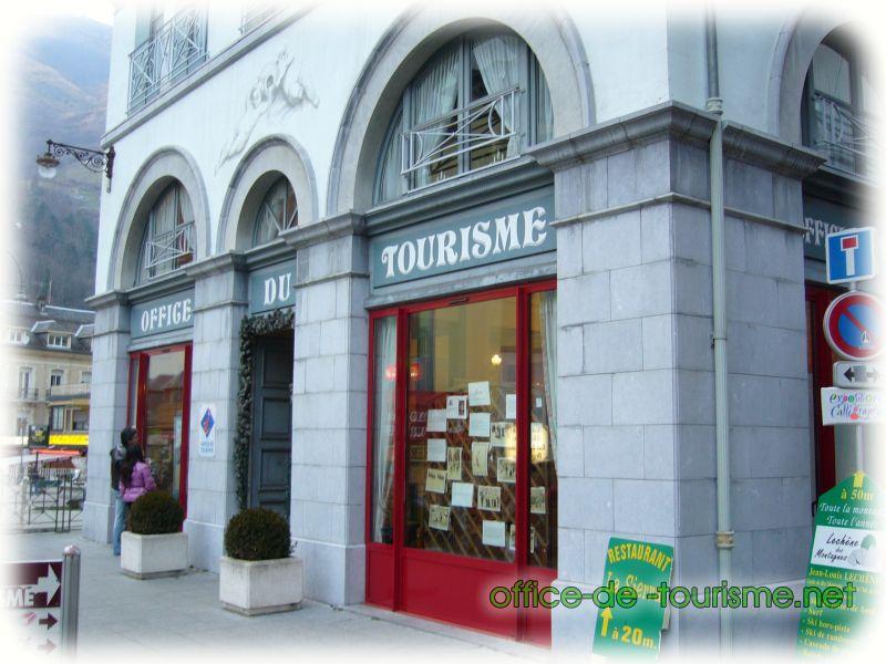 Photo de l 39 office de tourisme de cauterets office de - Office de tourisme pyrenees atlantiques ...