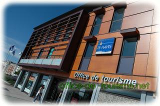 Office de tourisme du havre le havre seine maritime - Office du tourisme seine maritime ...
