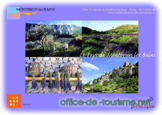 Office de tourisme de montbrun les bains et sa r gion - Office du tourisme montbrun les bains ...