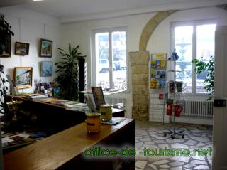 photo office de tourisme Rebais