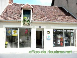 photo office de tourisme Saint-Amand-Montrond