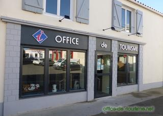 photo office de tourisme Longeville-sur-Mer