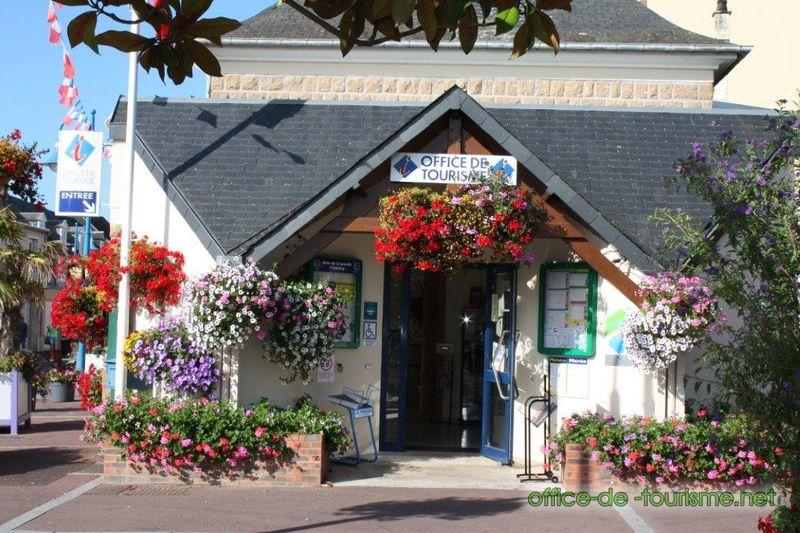 Photo de l 39 office de tourisme de donville les bains bureaux d information touristique de - Office de tourisme manche ...