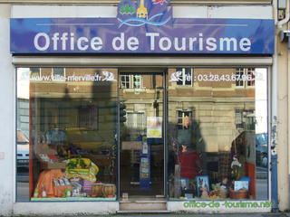 photo office de tourisme Merville
