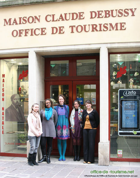 Photo de l 39 office de tourisme de saint germain en laye for Office tourisme yvelines
